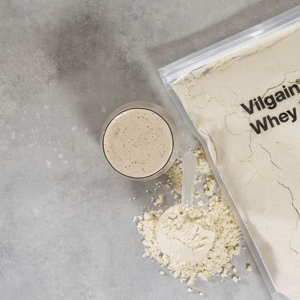 Grass-Fed Whey Protein Powder Without Artificial Sweeteners