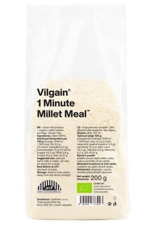 Organic 1 Minute Millet Meal