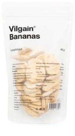 Bananas Lyophilized