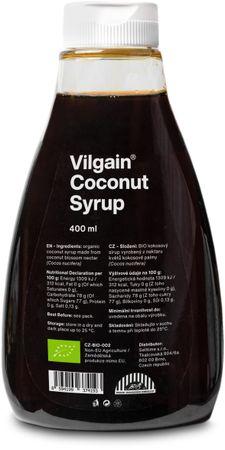 Organic Coconut Sirup