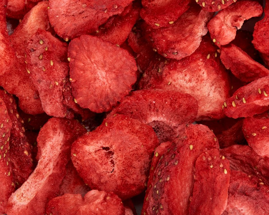 Strawberries Lyophilized