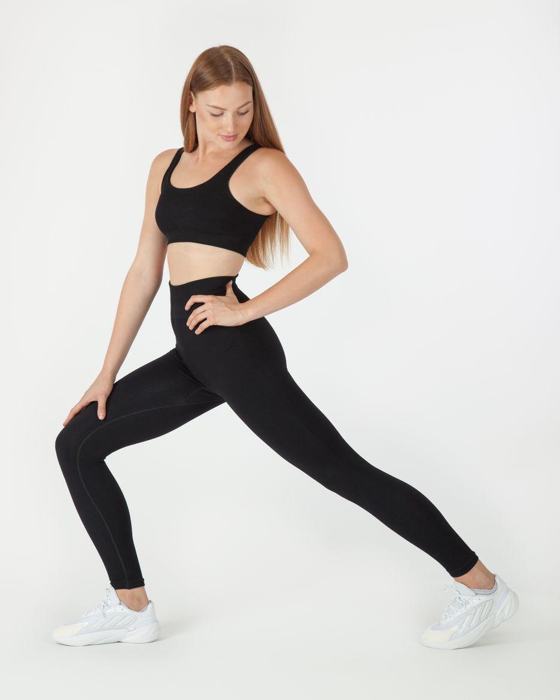 Seamless Ribbed Legging